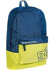 DC Bunker CB Lime Green Nylon Unisex School Bag Backpack
