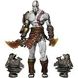 Es God of War 3 - último Kratos Deluxe 18 Cm