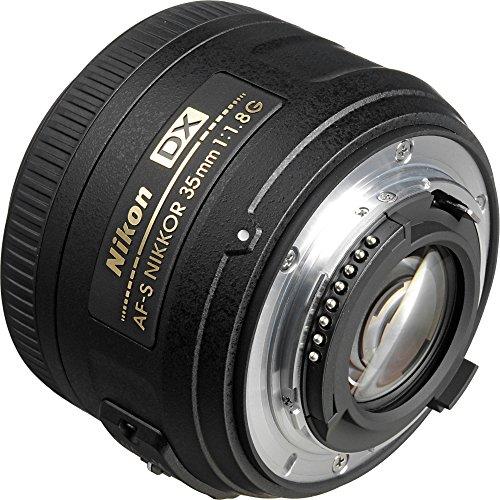 Objetivo Nikon 35 mm