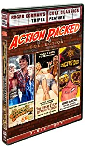 Roger Corman Action-Packed Collection [DVD] [Region 1] [US Import] [NTSC]
