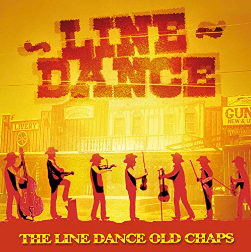 The Line Dance Old Chaps (Dance-cd Line)