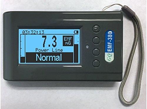 Test advanced gq emf 380 multi field elektromagnetische strahlung