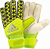 adidas Kinder Torwarthandschuhe Ace Training, solar yellow/semi solar yellow/black, 4.5, S90150