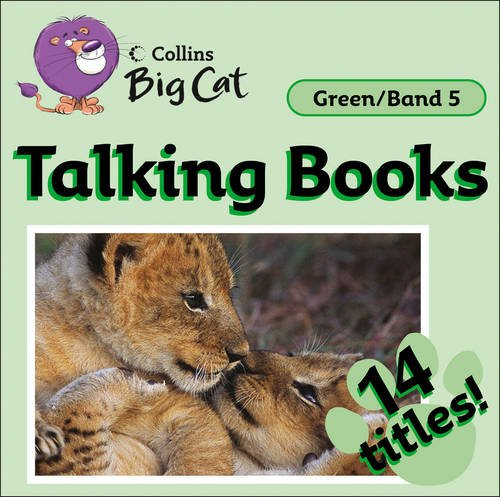 Talking Books: Band 05/Green (Collins Big Cat Audio)