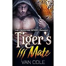 Tiger's Mate: Gay Paranormal MPREG Romance (English Edition)