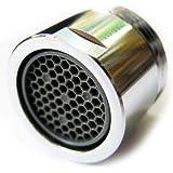 Ahorro de agua del grifo grifo surtidor Aireador M18 MACHO Boquilla 18 mm