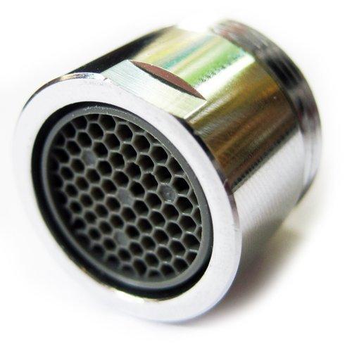 Risparmio Acqua rubinetto becco aeratore ugello M18 maschio 18 millimetri + Guarnizione