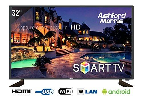 ASHFORD MORRIS AM 3200S 32 Inches HD Ready LED TV