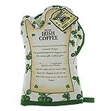 Echte Irish Coffee Topflappen und Ofenhandschuh Set