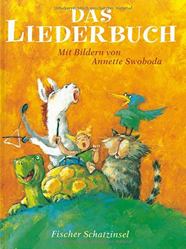Das Liederbuch (Popular Fiction) (Bereit Lager Kleid)