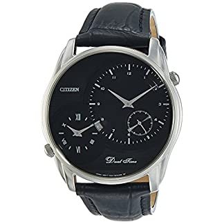 Citizen Analog Black Dial Men's Watch-AO3009-04E