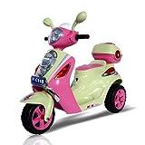 inder Elektroroller C118 für Ihre Kids Elektro Kinderroller Kinderfahrzeug (pink)