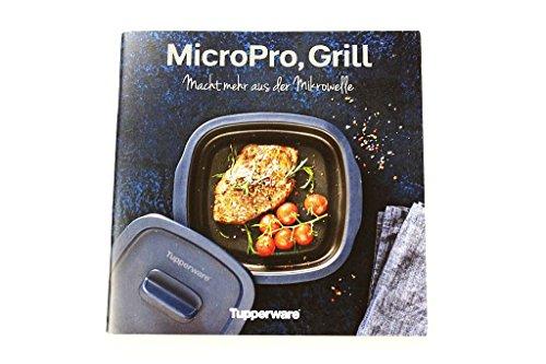 TUPPERWARE Rezeptheft Mikrowelle 'MicroPro, Grill macht mehr aus der Mikrowelle' P 27240