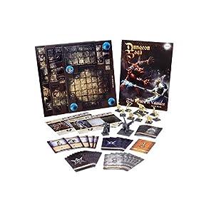 Mantic Games mgds67420-Juego EL Retorno de valandor (expansión para Dungeon Saga)