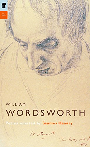 William Wordsworth: Poems Selected by Seamus Heaney (Poet to Poet)