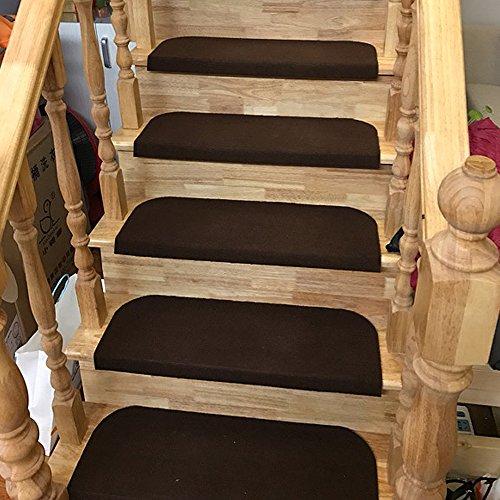 yazi-stair-tread-mats-self-adhesive-non-slip-step-rug-rectangular-coffee-45x23cm