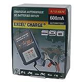 Optimate XL600-Ladegerät von 6-12 V-5 32 Ah