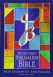 The RNJB: New Testament and Psalms: Revised New Jerusalem Bible