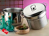 Stainless Steel Spaghetti Pasta Pot Pan Set Stockpot - Best Reviews Guide