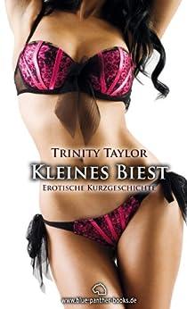 Kleines Biest   Erotische Kurzgeschichte: Sex, Leidenschaft, Erotik und Lust (blue panther books kostenlos 1) von [Taylor, Trinity]