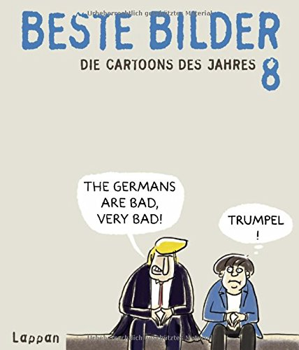 Beste Bilder 8 (Deutscher Cartoonpreis)