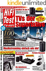 Hifi Test TV Video