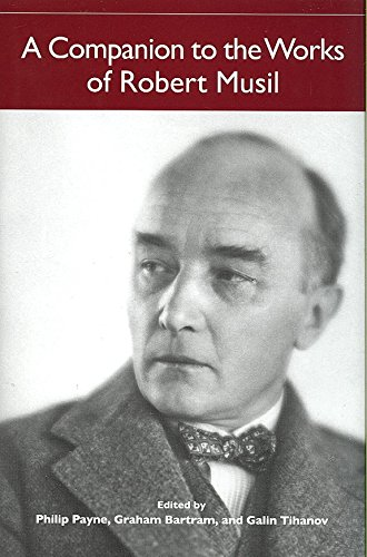 [A Companion to the Works of Robert Musil] (By: Philip Payne) [published: November, 2007]