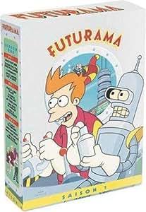 Futurama, saison 1 - Coffret 3 DVD