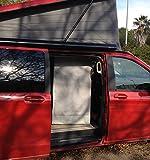 Ducha interior portátil para furgonetas