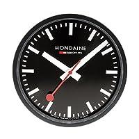 Mondaine A990.CLOCK.64SBB - Reloj analógico de caballero de cuarzo de Mondaine