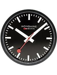 Mondaine - A990.CLOCK.64SBB - Horloge - Noir
