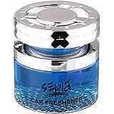 Sepia Alps Breeze Oil Base Car Air Freshener (60g)