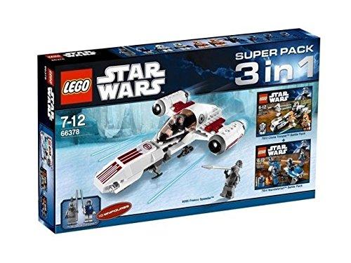 Lego Star Wars - 66378 - Super Pack 3 en 1