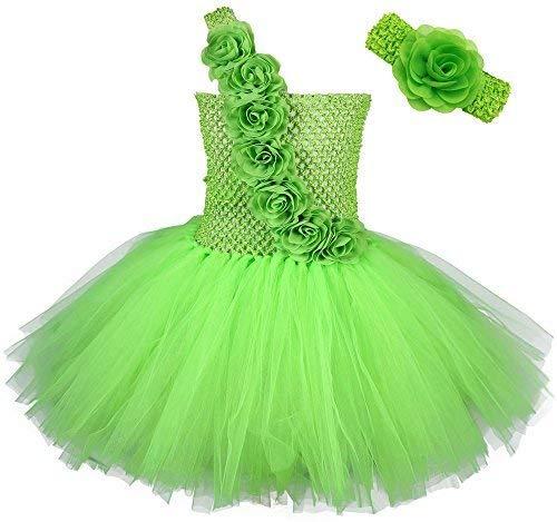 Tutu Dreams mädchen kostüme mittel lime green
