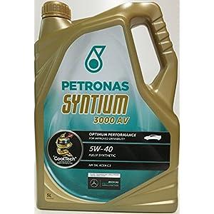 Petronas SYNTIUM 3000AV 5w40 5L ACEA C3 pas cher