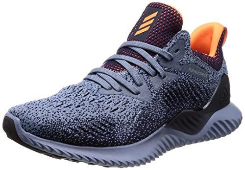 adidas Herren Alphabounce Beyond Traillaufschuhe, Grau (Grinat/Naalre/Tinley 000), 42 2/3 EU - Adidas Volleyball Schuhe