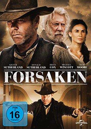 Forsaken (Dvd-open Range)