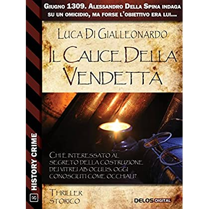 Il Calice Della Vendetta (History Crime)