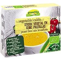 Granovita Caldo Vegetal Pastillas sin Levadura - 66 gr