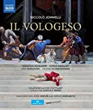 Jommelli, N.: Vologeso [Opera] (Staatsoper Stuttgart, 2015) (Blu-ray, HD) [Blu-ray]