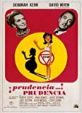 Prudence and the Pill Plakat Movie Poster (27 x 40 Inches - 69cm x 102cm) (1968) Spanish