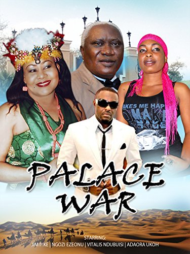Palace War Cover