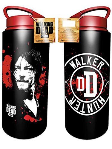 The Walking Dead Water Bottle Drink Daryl Walker -