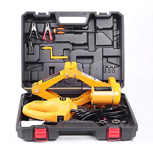 Preisvergleich Produktbild QINAIDI Elektrohydraulischer Wagenheber - 12 V Elektrische Werkzeugautoreparaturwerkzeugautoausrüstung