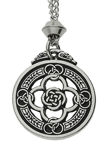 handmade-celtic-knot-warriors-shield-quatrefoil-pewter-pendant-protection-with-18-inch-chain