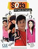 Soda: Livre De L'Eleve 2 & DVD-Rom