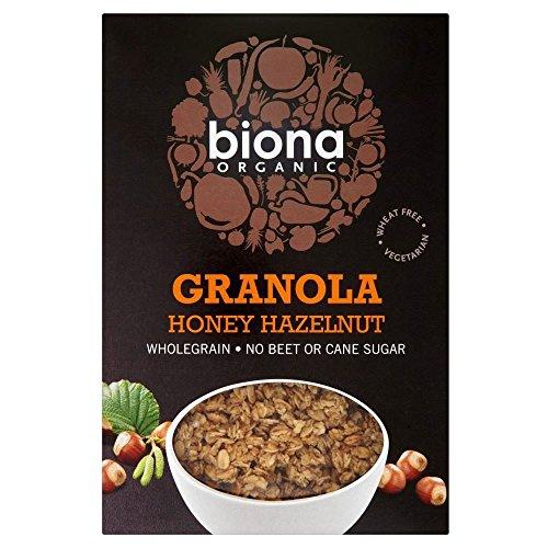 Biona Organic Miele Alla Nocciola Muesli Croccante