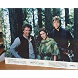 Collectible Star Wars Episode Vi Return Of The Jedi: Set Of 8 Us Lobby Cards