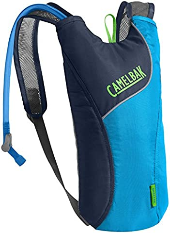 Camelbak Skeeter Kids Hydration Pack - Atomic Blue/Navy Blazer,