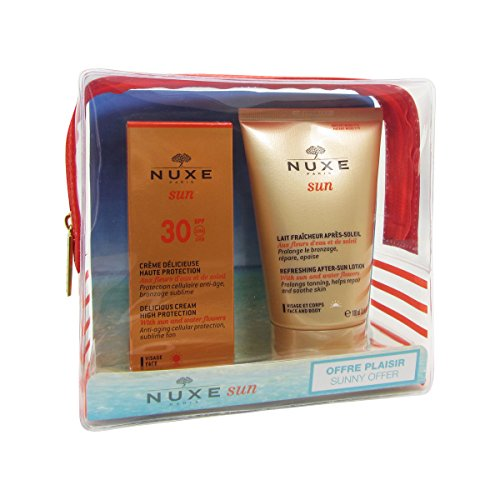 NUXE SUN COFRET VIAJE SPF30 FACIAL+ AFTER SUN 100